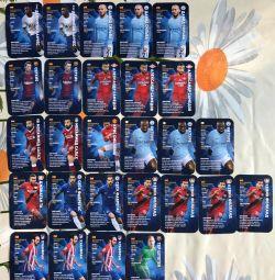 футбольні картки