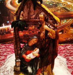 İncil heykelciği