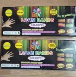 Набор для плетения резиновых браслетиков