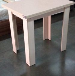 Foldable table from TCM
