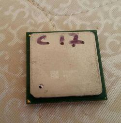 Celeron procesor de 1,7 GHz