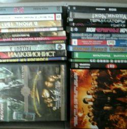 Movie discs