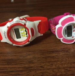 Παιδικό ηλεκτρονικό ρολόι
