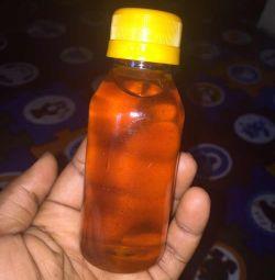 Органічна олія