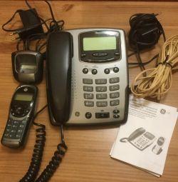 Baza telefonică + receptor