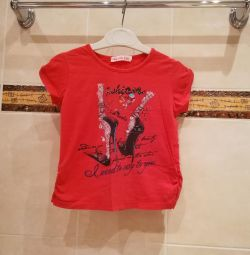 T-shirt for girl 4-6 years