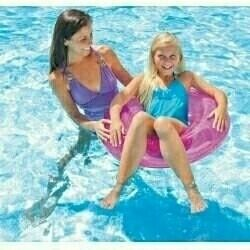 Inflatable circle 76 cm. 8+