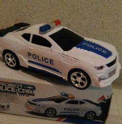 Αστυνομικό αυτοκίνητο