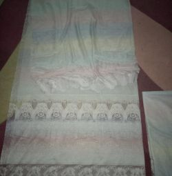 Tulle 2pcs 500 rubles