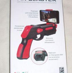 AR Blaster Augmented Reality Pistol