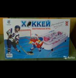 Игра - Настольный хоккей