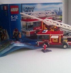Конструктор LEGO Пожарная машина торг