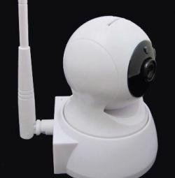Видеокамера IP,WIFI беспроводная поворотная
