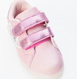 Backlit sneakers!