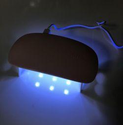 LED UF лампа, mini
