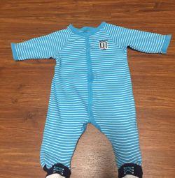 Carter's overalls