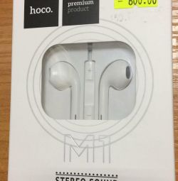 Hoco M1 Mikrofonlu iPhone Kulaklık