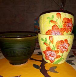 Ceramica ceramică nu este mare