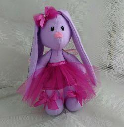 Textile hares
