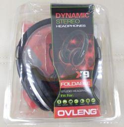 Great X9 headphones