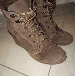 Μισό μπότες 39τ