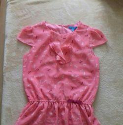 summer children's blouse