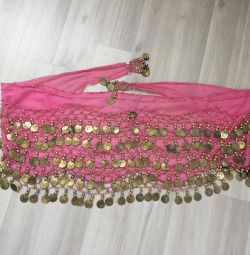 Curea pentru dansuri orientale