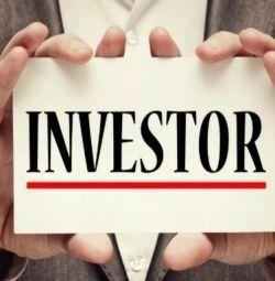 Investitor în afaceri