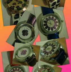 Big watch 4 types