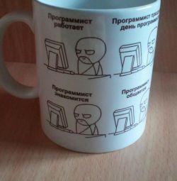 Programcı için kupa