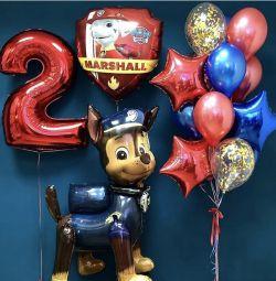 Baloane de heliu