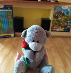 Jucărie de pluș mică ursuleț mic