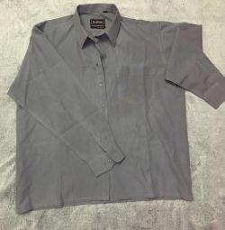 Cotton shirt.