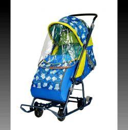Tekerlekli Sandalye Kızağı Umka 3