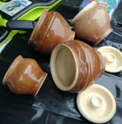 Pots for pots