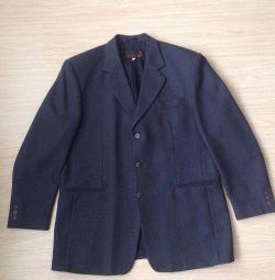 Suit male solution 56