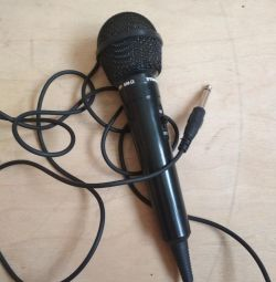 Microphone. Exchange