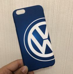OEM original iphone 6s wolksvagen case