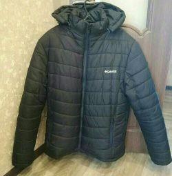 New warm jacket