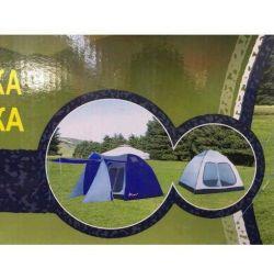 Tent 5 seats