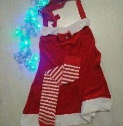 Costum de Crăciun de carnaval