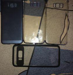 Samsung galaxy s8 üzerinde tampon