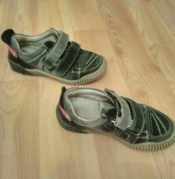 Toamnă cizme