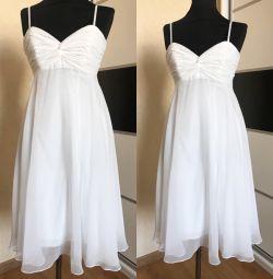 Новые укороченные Свадебные платья