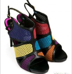 Yeni sandalet bravo model baldinini 35