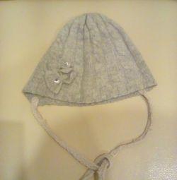 Шерстяная шапочка