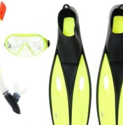 Набор для плавания Dream Diver (для взрослых)