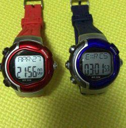 Пульсометр (Годинник)