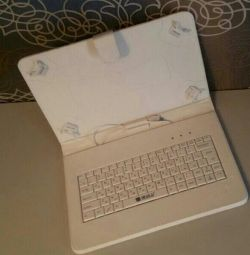 Πληκτρολόγιο κάλυψης για το tablet των 10 ιντσών.