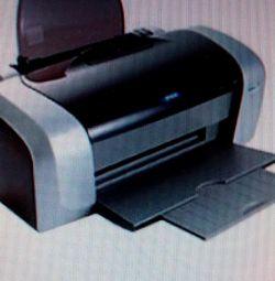 Epson imprimanta stylus c84